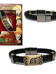 Más Accesorios Naruto Cosplay Animé Accesorios Cosplay Aleación