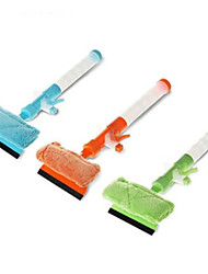 Water Injection Window Glass Cleaner Clean Scratch(Random Color)