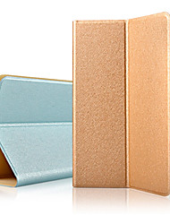 coloré protection en cuir PU cas complète du corps avec support pour iPad 2 (air couleurs assorties)