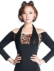 Dancewear Women's Chinlon Mesh Latin/Modern Dance Tops More Colors
