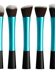 Hot Sale Professional Makeup Brush Set with 5Pcs Slender Waistline Brushes