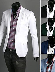 PROMOTION Men's Slim Fit Leisure a men's Five Colours Suit Coat