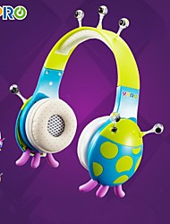 VPRO® DE802 Specially Designed for Children Wearing Stereo Over-ear Headset for iPhone 6/6plus/5S (Assorted Colors)