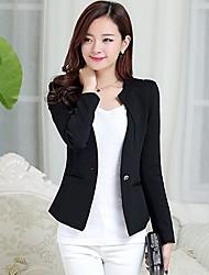 shangfei ™ femenina temperamento delgado de la manera de vestir exteriores (más colores)