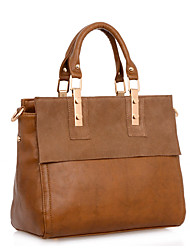 McCartney Women's Vintage Solid Color Tote