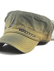 unisex chapéu militar mudança de cor / chapéu apartamento