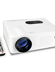 CL720 HD LCD Projector Led Lighting with 2HDMI 2USB Speakers