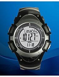 Sunroad relógio esportivo fr8204a para outdoor equipe alpinista, altímetro, barômetro, bússola, pedômetro e data etc