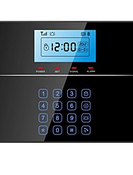 PSTN+GSM Smart Wireless Home Alarm System Home Burglar Alarm GS-G33
