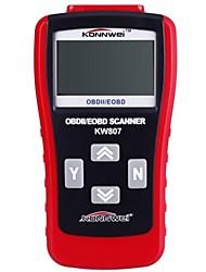 konnwei®kw807 OBD II / EOBD сканер автомобиль код читателя