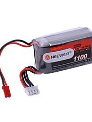 neewer Li-Po батарея 11.1v 1100mAh 25C для модели RC плоскости