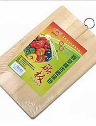 Chopping Board,Bamboo 30×20×1.8 CM(11.9×7.9×0.8 INCH)