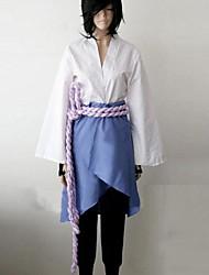 Naruto Third Generation Sasuke Uchiha Cotton & Velvet Cosplay Costume