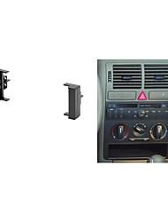 Kit de instalación de ajuste coche fascia radio para Audi A2 (8z) a3 (8l) a4 (b5) a6 (4b) a6 (4b) dvd cd facia