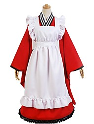 inspiriert von gugure! kokkuri-san Tama Cosplay Kostüme