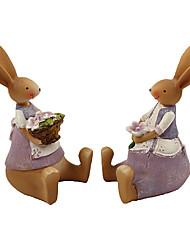 bavarder sur le gra mangeur lapin de collection, et de deux
