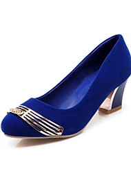 Women's Shoes Heels Chunky Heel Pumps Shoes More Colors available