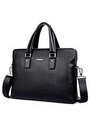 las mujeres de los nuevos hombres bussiness piel de vaca bolso maletín portátil totalizador del bolso de la vendimia
