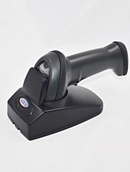 qualité industrielle charge inductive scanner de codes barres laser sans fil Bluetooth