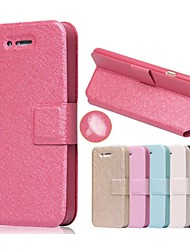 Para Funda iPhone 7 / Funda iPhone 7 Plus / Funda iPhone 6 / Funda iPhone 6 Plus / Funda iPhone 5 Soporte de Coche / con Soporte / Flip