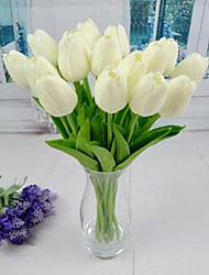 New Artificial Tulip 6 Pieces for Wedding and Party Decoration