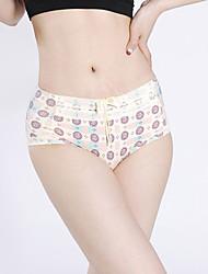 Pulishi 100% Cotton Lace Lady Panty