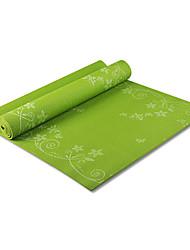 Yoga Mats 173*61*0.6 Non Slip 6 Azul / Rosa / Verde / Roxa