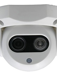 720P HD CVI CCTV IR Plastic Dome Camera with 1pcs Array IR Led IR CUT for IR 30M 1mega pixel  XV-K01PVI