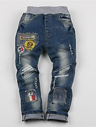 Boy's Ripped Jeans