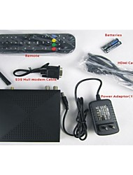 For Foreign Trade Satellite Tv Box AZPLAY Especial for North Africa Chile Uruguay etc.