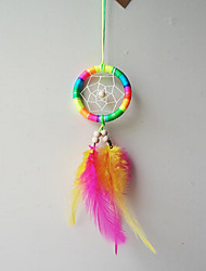 Rainbow Mini Dream Catcher