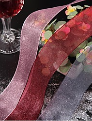 "1 1/2""Gorgeous Organza Ribbon(more colors)"