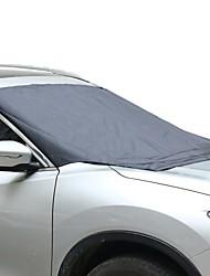 klaren Frost snow ice Sonne Staub Auto Windschutzscheibe Abdeckungsschutz für Geländewagen LKW Limousine (Universalgröße)