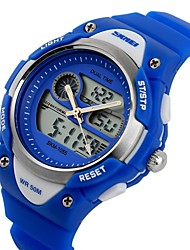 SKMEI® Kid's Japanese Quartz Analog-Digital Sports Watch Dual Time Cool Watches Unique Watches Fashion Watch