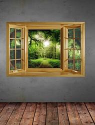 3d наклейки наклейки на стены, лес декора виниловые наклейки для стен