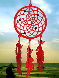 dream catcher rouge pur