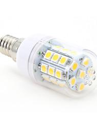 4W E14 LED Mais-Birnen T 30 SMD 5050 450 lm Warmes Weiß AC 220-240 V