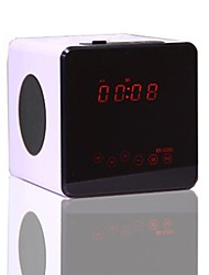 BeBonCool Digital Speaker with LED Display Light-sensitive Touch Buttons Micro SD/TF USB  and FM Radio support