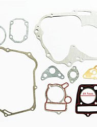 Universal 4 Stroke Horizontal 70CC Dirt Pit Bike Engine Full Gasket Set