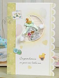 Wedding Invitation Non-personalized Artistic Style Invitation Cards