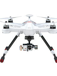 walkera Scout x4 gps rc Quadcopter mit devo f12e ilook + g-3D-Gimbal für GoPro 3 fpv2