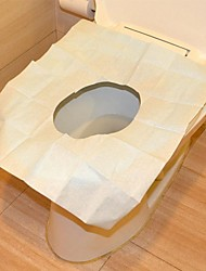 Disposable Toilet Seat Covers Paper Travel Outdoor Sanitary Waterproof Mat