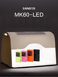 608 * 405 * 410mm photo conduit kit studio boîte de la photographie de lumière pour les vendeurs de réseau prise 220V américain