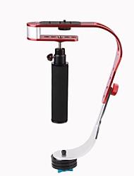 Debo uf-007h mini stabilizzatore video steadycam steadicam professionale per telefono cellulare con fotocamera DSLR Canon Nikon Sony GoPro eroe