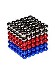 cn-126 boules de 5mm de bricolage de fer néodyme fixés (126 pièces)
