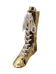 Jazz Women's/Kids' Boots Patent Leather Lace-ups Dance Shoes (More Colors)