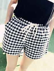 verificación pantalones cortos sueltos de youlanyasi®women