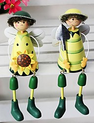 Wedding Décor Gardener  Decoration Home Decoration (Set of 2)