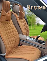 lleno de purificación de carbón de bambú aire cálido invierno acuden 8 PC fijó el asiento del coche cubre accesorios del coche ajuste universal