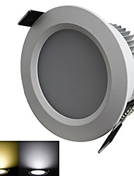 Luces LED Descendentes 5 W 10 SMD 5630 400-450LM LM Blanco Cálido / Blanco Fresco AC 100-240 V